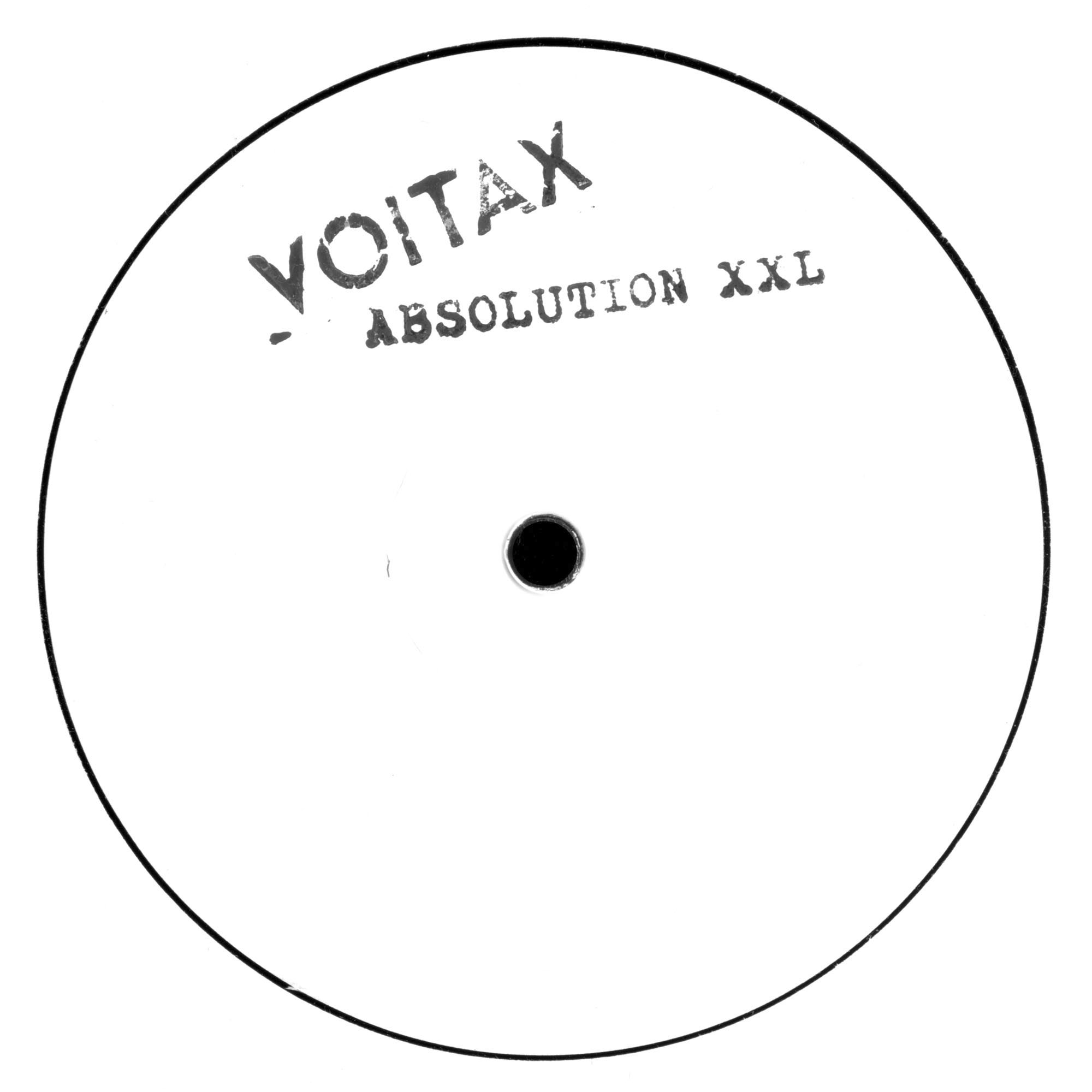 VOITAX I Hate Models – Absolution XXL